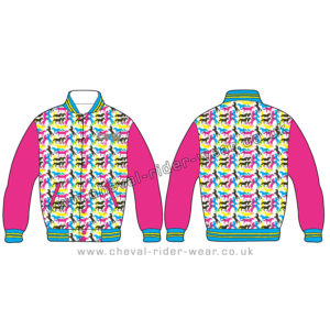 Varsity Jackets Horse Riding CRW-VJS-6001