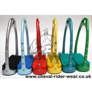 CRW| Multi Color Fillis Stirrups CRW-2205