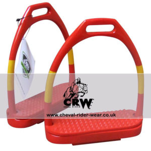 CRW Flags Fillis Stirrups CRW-2233 Spain