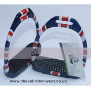 CRW Flags Fillis Stirrups CRW-2233 UK