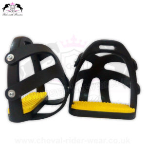 Polymer Safety Toe Cage Stirrup CRW-2262