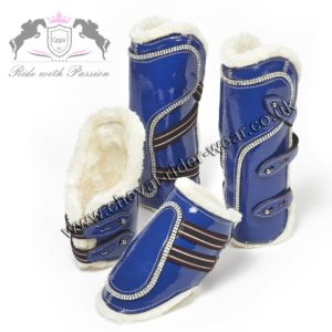 Bling Tendon Fetlock Boots Sets