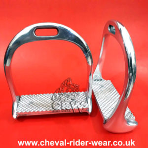 New Lightweight Aluminium Stirrups