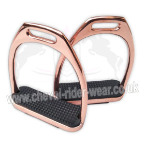 Rose Gold Fillis Stirrups CRW