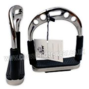 New Design of Twisted Flexi Stirrups Irons