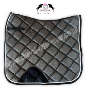 Glitter Saddle Pads All Over Sparkle Saddle Pads Dressage CRW