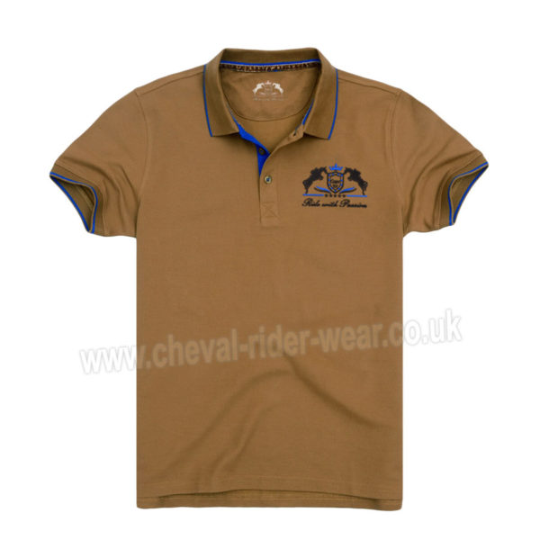 Men's Polo Shirt CRW-PSM-3233