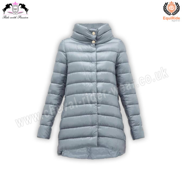 Womens Quilted & Hooded Jackets   Body Warmer Puff Jacket CRW-GIL-9014