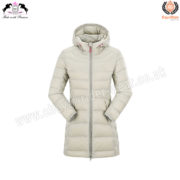 Womens Quilted & Hooded Jackets | Body Warmer Puff Jacket CRW-GIL-9016