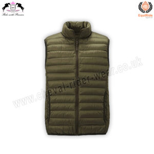 Mens Winter Ultralight Gilets | Mens Sleeveless Vest | Body Warmer CRW-GIL-9021