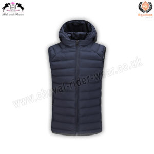 Mens Winter Ultralight Gilets | Mens Sleeveless Vest | Mens Quilted & Hooded Vest |Body Warmer CRW-GIL-9023