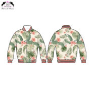 Custom Varsity Jackets Horse Riding CRW-VJS-6034