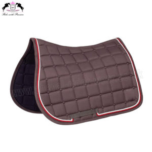 Brown Horse English Saddle Pads CRW-1966