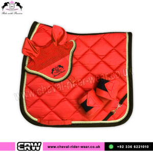 Beautiful Luxury Matchy Matchy Saddle Pad Sets CRW-MAT21