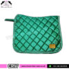 Luxury Floral Pattern Dressage Saddle Pads CRW-1985 Green